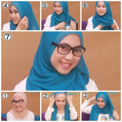 Hijab Untuk ke Kampus