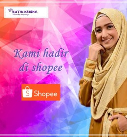 shopee butik keisha