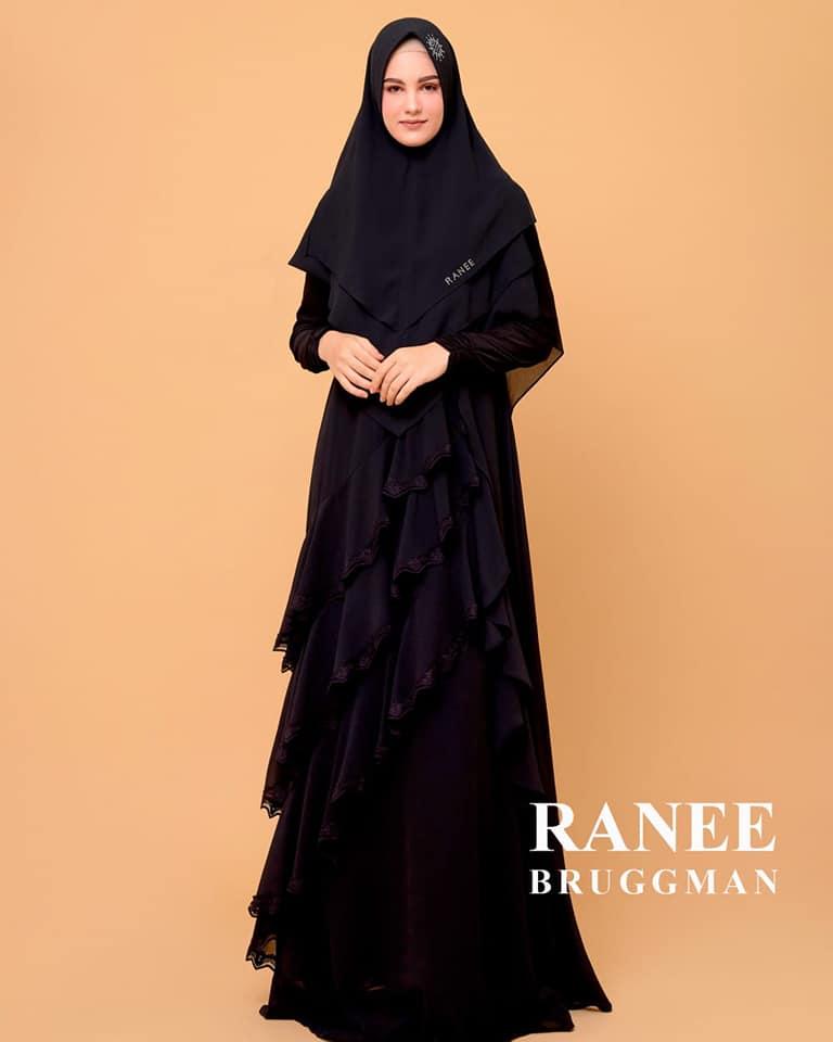 1f60a SOFIA SYARI BLACK BY RANEE BRUGMAN