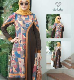 Carla Dress by Shkata