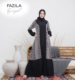 FAZILA ABAYA BY AISYAH