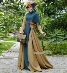 FAYZA DRESS BY LARASHULA