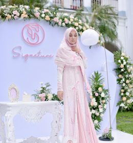 HAYLA IN SECRET PINK BY YS SIGNATURE