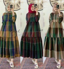 SEMI DRESS ADIBA BY GAGIL