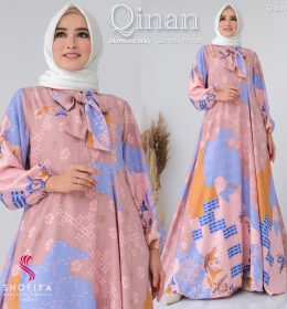 QINAN DRESS