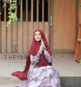 KWINA DRESS BY SHOFIYA