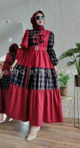 1f525 DRESS FLANELO BY TRQ