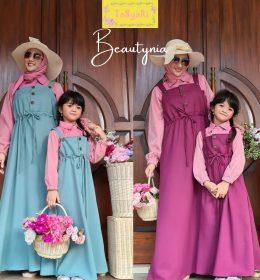 BEAUTYNIA DRESS BY TASYARI