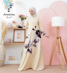 AMANINA DRESS BY AISYAH