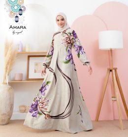 AMARA DRESS BY AISYAH