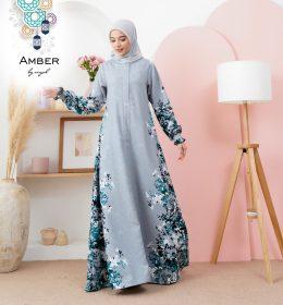 AMBER DRESS BY AISYAH