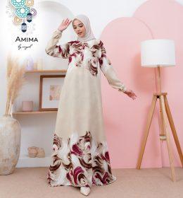 AMIMA DRESS BY AISYAH