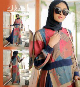ANELA DRESS BY SHKATA