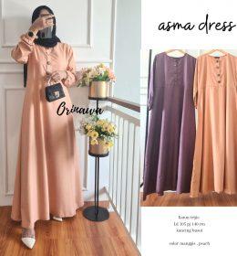 ASMA Dress BY ORINAWA