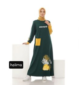 CASUAL DRESS HALIMA BY LAYRA