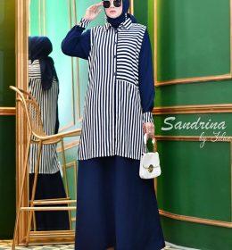 SANDRINA DRESS BY ZILAN
