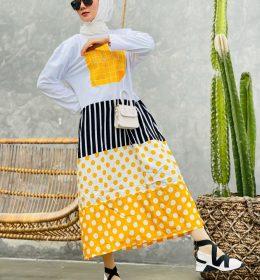 Maxi dress Lollypop