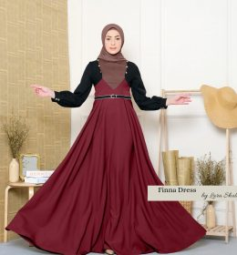 FINNA DRESS BY LARA SHULA