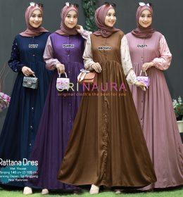 RATTANA DRESS BY ORINAURA