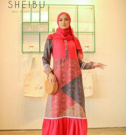 CASSIA DRESS BY SHEIBU