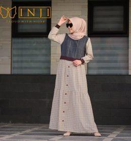 ELSA DRESS BY INJI