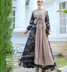 GIFKY DRESS BY TULUS SIGNATURE