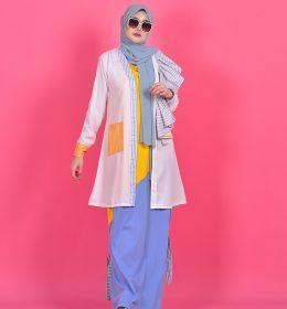 MILANA DRESS BY NUMIAA