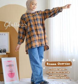RIZANA OVERSIZE BY GHAFFA