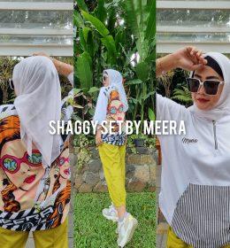 SHAGGY SET BY MEERA