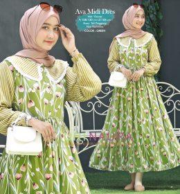 Ava Midi Dress