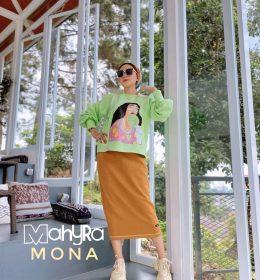 ONE SET MONA BY MAHYRA